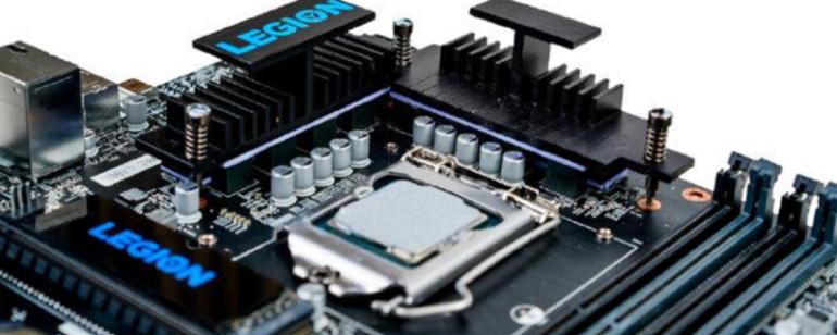 Lenovo может выйти на рынок материнских плат со своим игровым брендом Legion