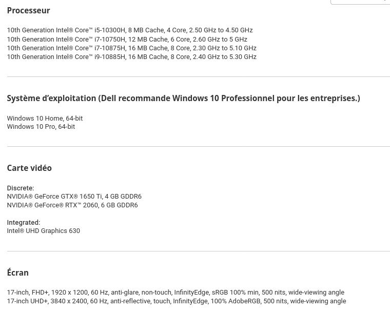 Конкурент 16-дюймового MacBook Pro. На подходе новый 17-дюймовый ноутбук Dell XPS 17 с Core i9-10885H и GeForce RTX 2060