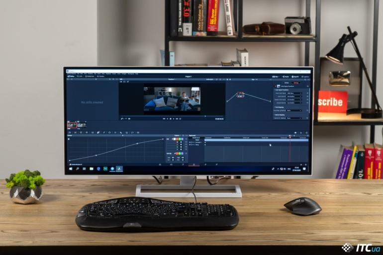 Обзор профессионального 5K-монитора MSI Prestige PS341WU