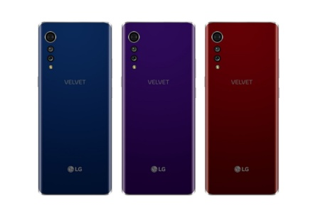 LG Velvet — новая линейка смартфонов компании с упором на дизайн и тактильные ощущения. Вот как будет выглядеть её первенец