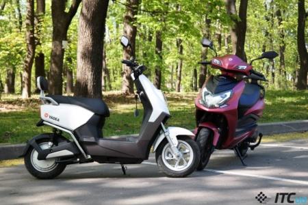 Обзор электрических скутеров YADEA E3 и YADEA S-Way