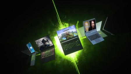 NVIDIA анонсировала видеокарты GeForce RTX SUPER для ноутбуков