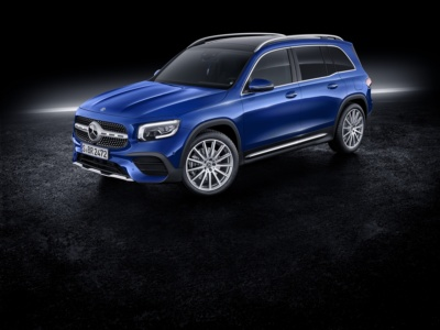 Прямая трансляция презентации Mercedes-Benz GLB (завершена)