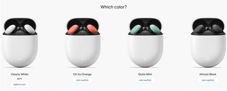 Не прошло и полгода: Новые Google Pixel Buds наконец-то поступили в продажу