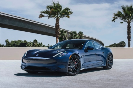Спортивный электромобиль Karma Revero GTE выйдет на рынок в 2021 году в версиях на 320 км (75 кВтч), 480 км (100 кВтч) и 640 км дальности хода