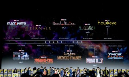 Disney объявила новые даты кинопремьер главных фильмов, включая «Черную вдову», «Вечных», «Мулан» и перенесла премьеру «Артемис Фаул» в Disney Plus