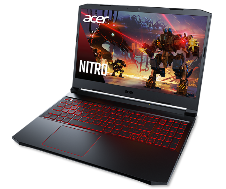 Acer анонсировала обновлённые игровые ноутбуки Triton 500 (от 65 тыс. грн) и Nitro 5 (от 29 тыс. грн) с процессорами Intel Core Comet Lake-H