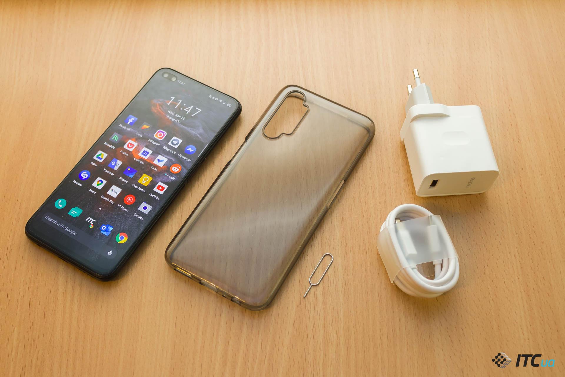 Обзор смартфона realme 6 Pro