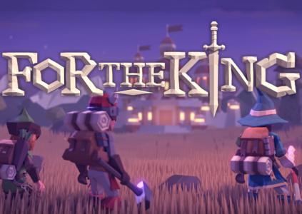 В Epic Games Store бесплатно раздают игру For The King
