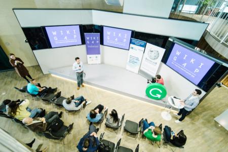 В українській Вікіпедії відбувся марафон WikiGap 2020, присвячений гендерній рівності в інтернеті