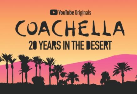 YouTube анонсировал документальный фильм собственного производства об американском музыкальном фестивале Coachella