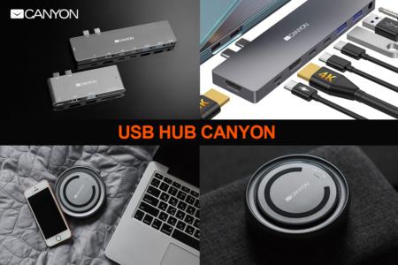 Удобство и максимальная продуктивность — преимущества работы с док-станциями Canyon