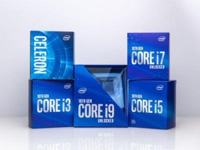 Более доступных настольных процессоров Intel Comet Lake-S придется подождать — в этом месяце выйдут только шесть топовых моделей