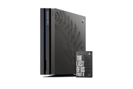 К выходу игры «The Last of Us Part II» Sony выпустит спецверсию консоли PS4 Pro и аксессуары с выгравированной татуировкой Элли