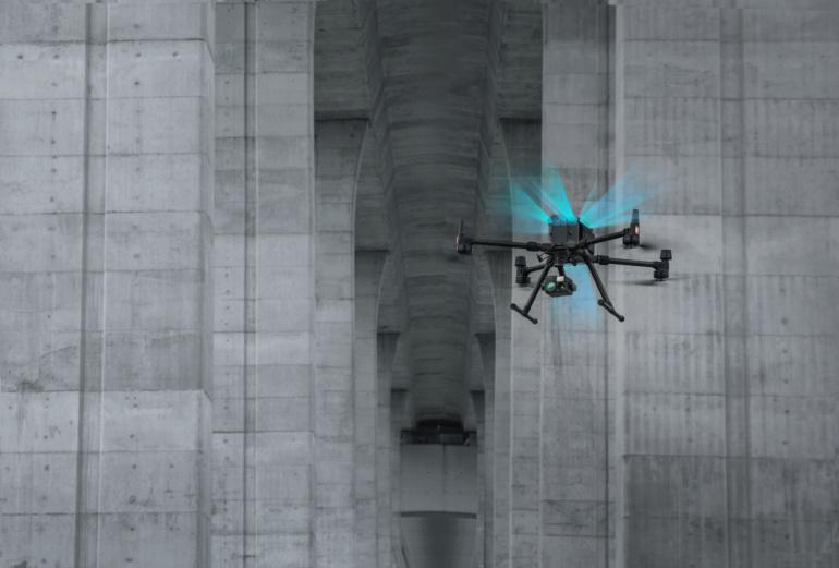DJI определяет новый стандарт для промышленных устройств, представляя самую передовую коммерческую полетную платформу и ее первую серию гибридных камер