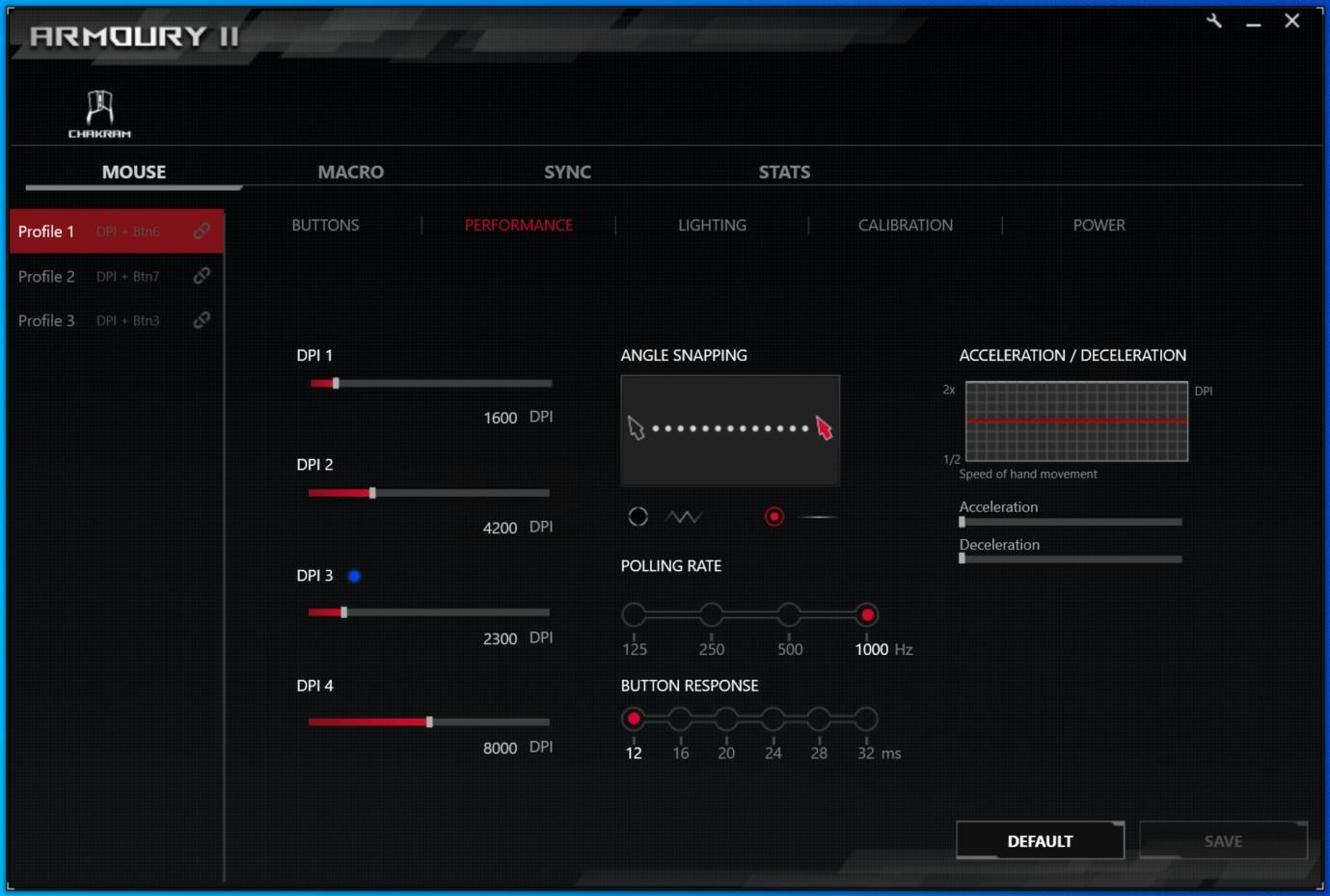Обзор беспроводной игровой мыши ASUS ROG Chakram