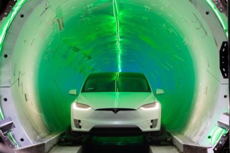 The Boring Company завершила прокладку тоннелей в Лас-Вегасе. Это первый коммерческий проект бурильного предприятия Илона Маска