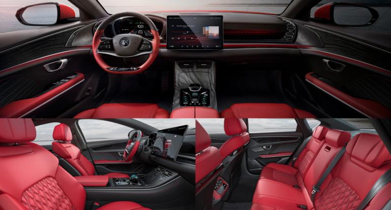 """Китайский электромобиль BYD Han EV с разгоном до """"сотни"""" за 3,9 секунды, запасом хода 600 км и ценником от 45 тыс. евро будет официально продаваться в Европе"""