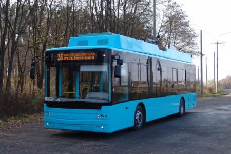 Украинская корпорация «Богдан» победила местную Skoda на тендере по поставке троллейбусов в Чехию