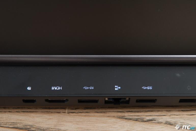 Обзор игрового ноутбука Lenovo Legion Y740