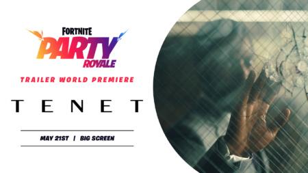 Вышел второй трейлер нолановского «Тенета» (мурашки!) — его показали на виртуальном экране в Fortnite