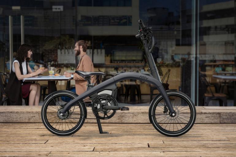 "General Motors ""убил"" свои электрические велосипеды ARIV Meld и Merge из-за коронавируса"