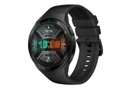 В Украине стартовали продажи умных часов Huawei Watch GT 2e с функцией мониторинга уровня насыщения крови кислородом по цене 4999 грн