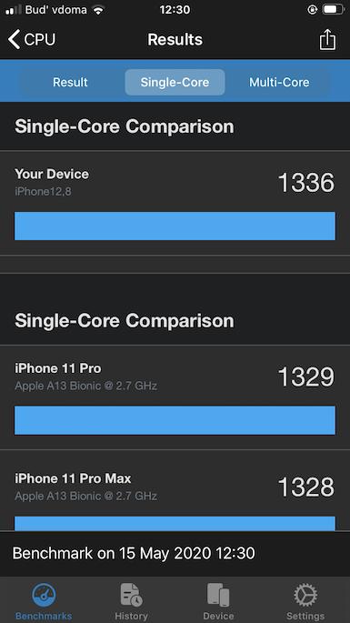 Обзор смартфона Apple iPhone SE (2020)