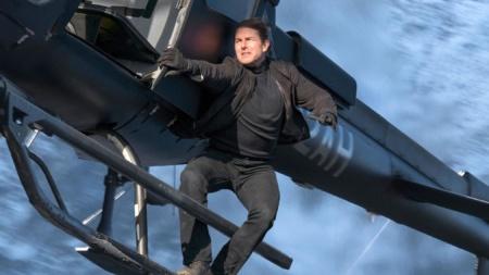 SpaceX и NASA отправят Тома Круза в космос, чтобы отснять кадры для будущего фильма