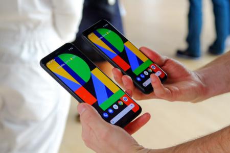 Грядущий смартфон Google Pixel 5 лишится функции Motion Sense