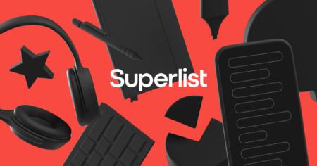 Создатель Wunderlist анонсировал новое приложение для командной работы под названием Superlist