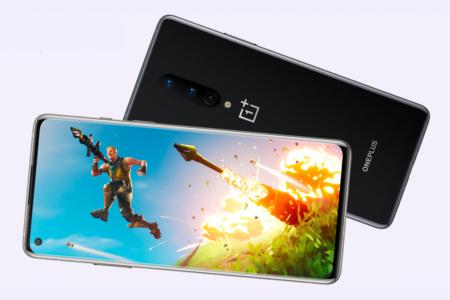 Владельцы смартфонов OnePlus 8 теперь могут играть в Fortnite при 90 к/с (но, похоже, это просто маркетинговая уловка)