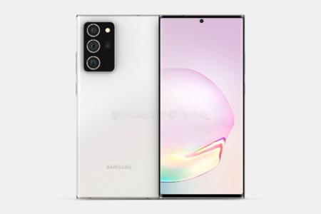 Утечка раскрыла дизайн, характеристики и функции смартфона Samsung Galaxy Note 20+ — диагональ экрана может достигать 7 дюймов