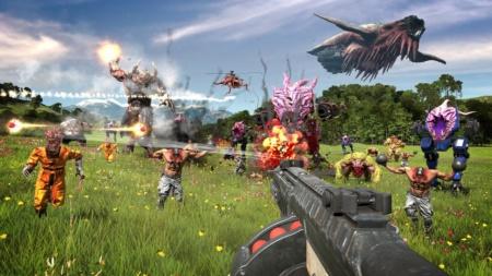Croteam: Игра Serious Sam 4 выйдет в августе на ПК и Google Stadia, а консольные версии станут доступны в начале 2021 года [трейлер]