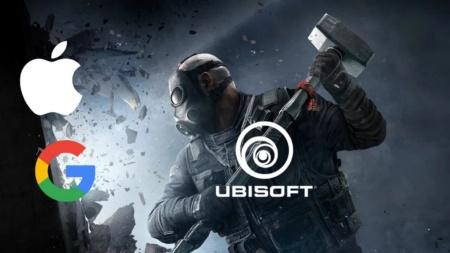 Ubisoft подала иск против Apple и Google за отказ убрать из своих магазинов Area F2 — китайскую копию Rainbow Six Siege
