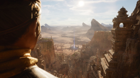 Epic Games показала демо игрового движка Unreal Engine 5 на PlayStation 5, но его релиз состоится только в конце 2021 года [видео]