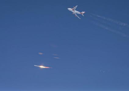 Испытательный запуск ракеты-носителя Virgin Orbit LauncherOne закончился неудачей