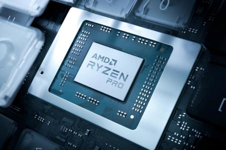AMD представила новые 7-нм процессоры Ryzen Pro 4000 для бизнес-ноутбуков