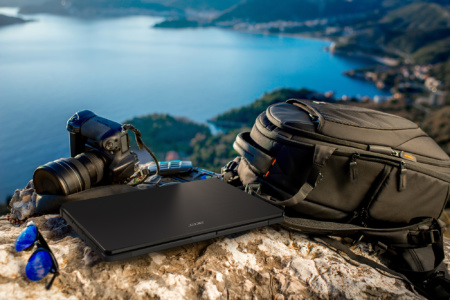 Acer выпустила линейку защищённых ноутбуков и планшетов Enduro, модель Enduro N3 может выталкивать воду за пределы корпуса