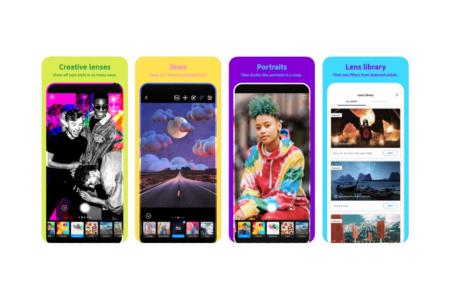 Adobe выпустила приложение Photoshop Camera для iOS и Android