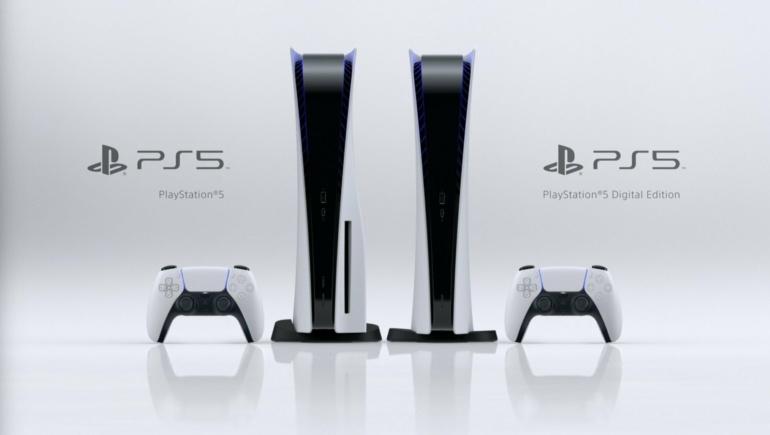 Sony (наконец-то!) показала дизайн PlayStation 5 и эксклюзивы для новой консоли