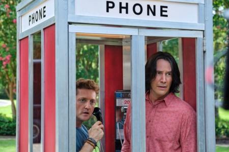 Вышел первый трейлер фантастической комедии «Билл и Тед 3» / Bill & Ted Face the Music с Киану Ривзом в главной роли, премьера назначена на 21 августа 2020 года