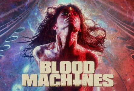 Стимпанк-синтвейв-космоопера Blood Machines / «Кровь машин» от Seth Ickerman и создателя Кунг Фьюри выйдет с украинскими субтитрами уже 3 июля [трейлер]
