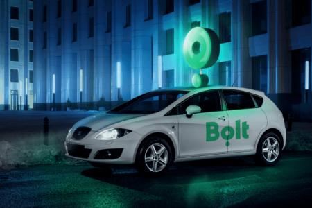 Сервис Bolt открыл возможность оставлять водителям чаевые, но только в течение 15 минут после окончания поездки