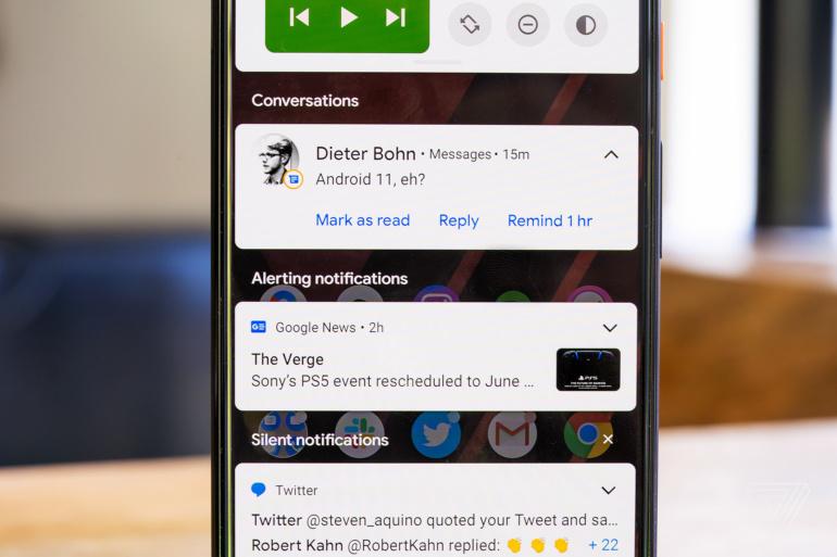 Google выпустила публичную бету Android 11: что в ней нового и как установить апдейт