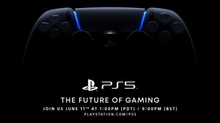 Sony наметила новую дату презентации PS5 — 11 июня