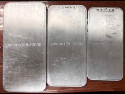 "The alleged photos of the iPhone 12 blanks confirm the ""rectangular"" design and the Lightning port"