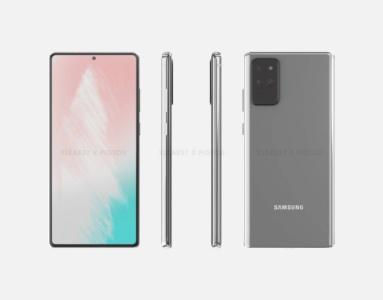 Презентация Samsung Galaxy Note20 ожидается 5 августа, его сопроводят Galaxy Fold 2 и Galaxy Z Flip 5G