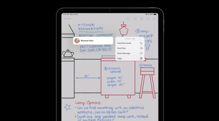Apple анонсировала iPadOS 14 – ОС, оптимизированная для крупных дисплеев планшетов