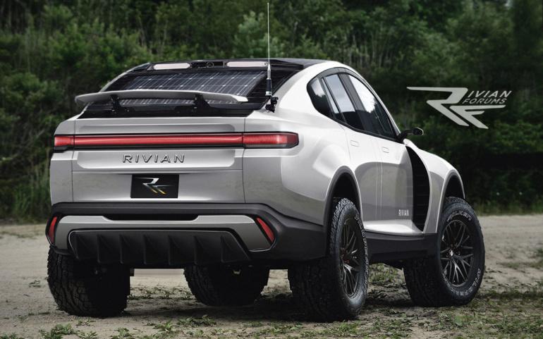 Rivian запатентовал два обозначения для новых электромобилей - R1V и R2X. Фанаты считают, что это будет минивэн и раллийный внедорожник